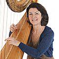 Autour de la harpe