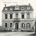 Les anciens maires de la commune d'izieux