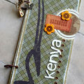 couverture mini album kenya