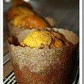 Muffins vitaminés aux carottes et cumin