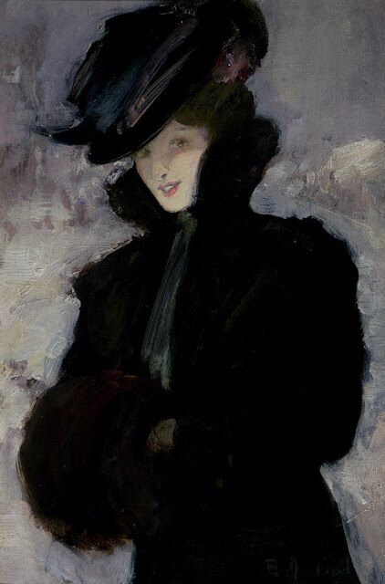 fur coat bessie mac nicol