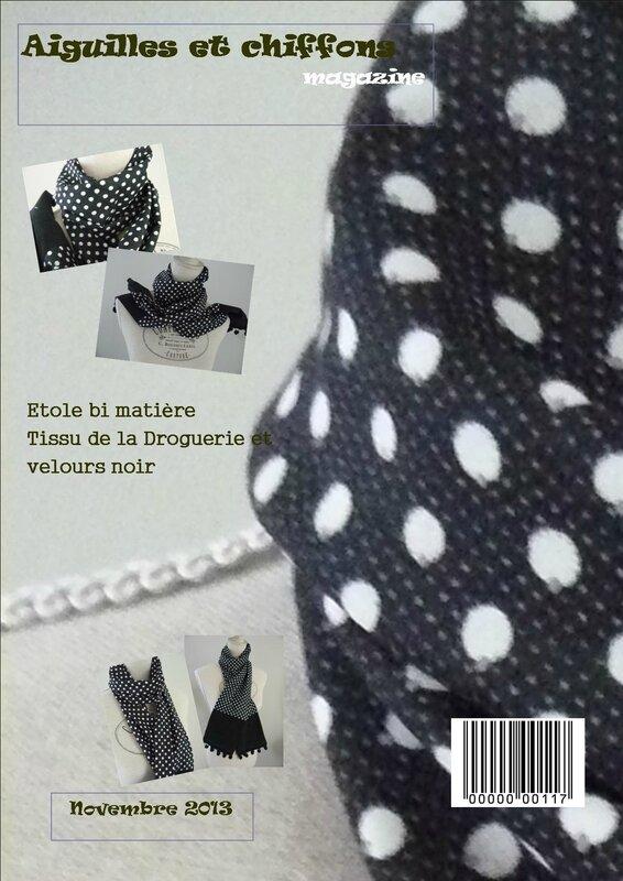 magazine4 étole bi matière