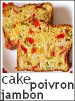 Cake jambon - poivron index