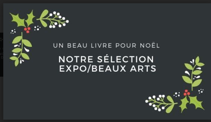 expo beaux arts