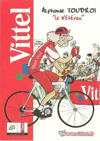 CP Vittel 4Tour de France