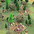 1130 Armentieres approche de la premiere redoute