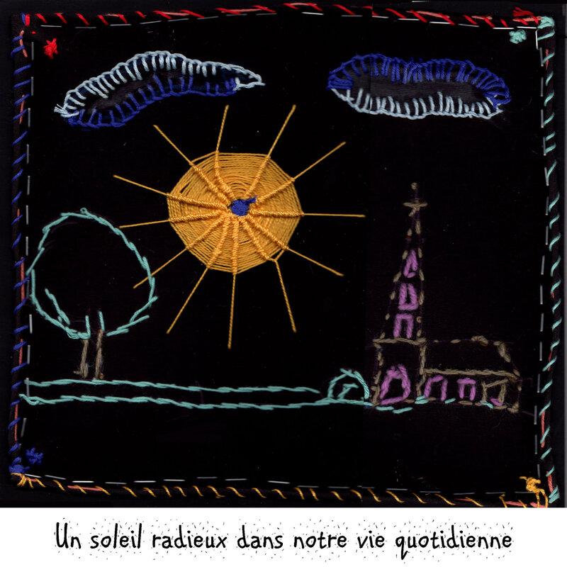 12 -Soleil radieux