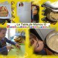 Cupcake bananes noix