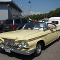 PLYMOUTH Fury 2door hardtop 1961 Illzach (1)