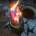 Les 04 bougies de la prosperite 24h du grand maitre marabout tcheka