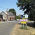 Liessies - village fleuri *** et sécheresse
