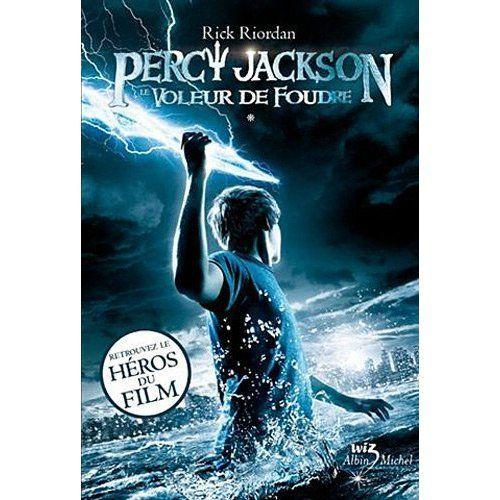 la saga percy jackson  t 1  u0026quot  le voleur de foudre  u0026quot   rick