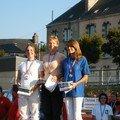 podium junior fille