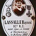 LASSALE Raymond