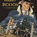 Harry dickson, album bd couleurs