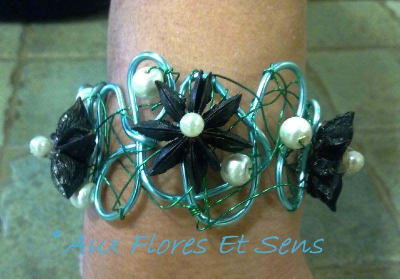 Bracelet de Mariage turquoise