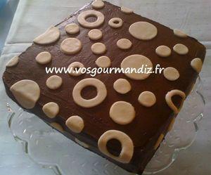 Gâteau tout chocolat Vos Gourmandiz