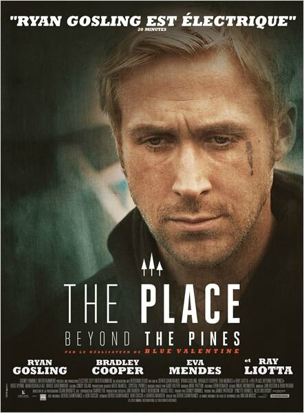 the place beyond affiche