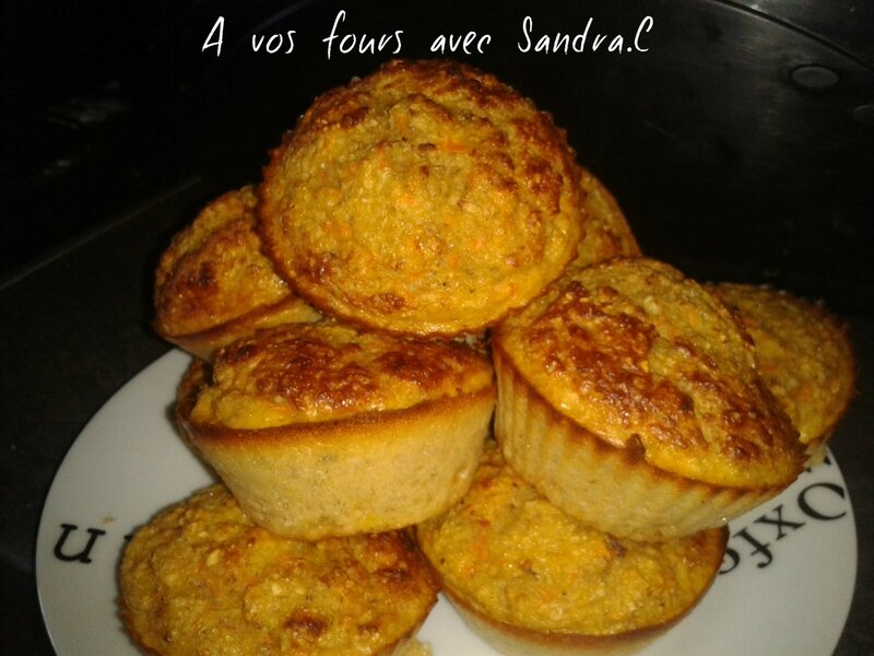 Muffin au Son d'avoine