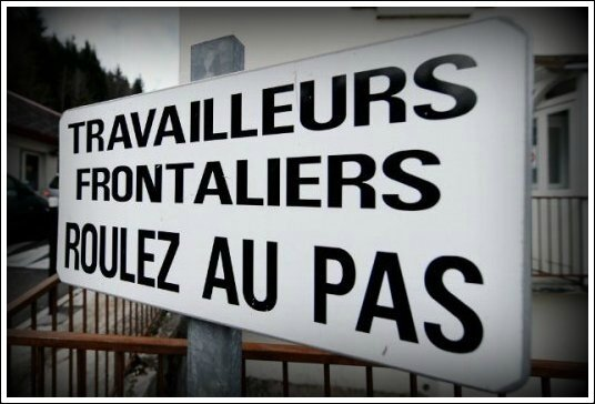 Frontaliers