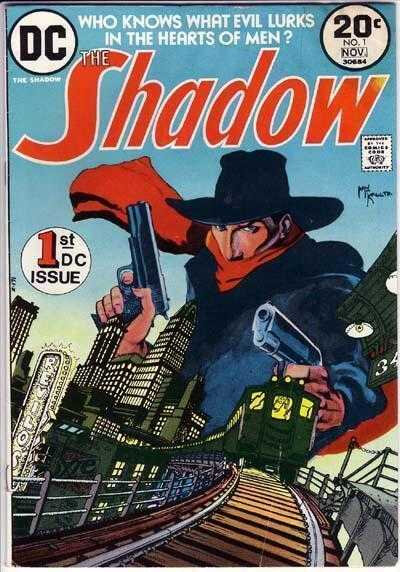 The Shadow 1973-1975