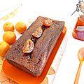 Cake aux clémentines corses