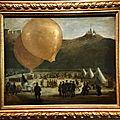 Tournachon (Adrien), Départ de Gambetta