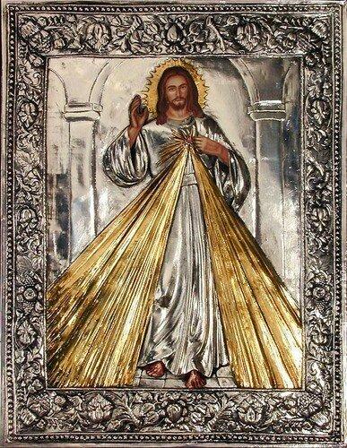christ de la Miséricorde Divine