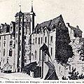 Nantes - Château des Ducs de Bretagne