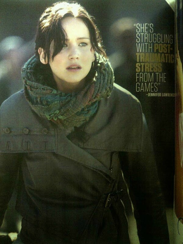 Katniss Everdeen02 Catching Fire movie