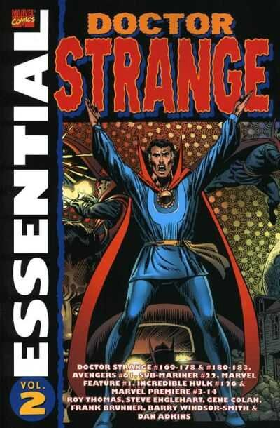 essential doctor strange vol 2 TP