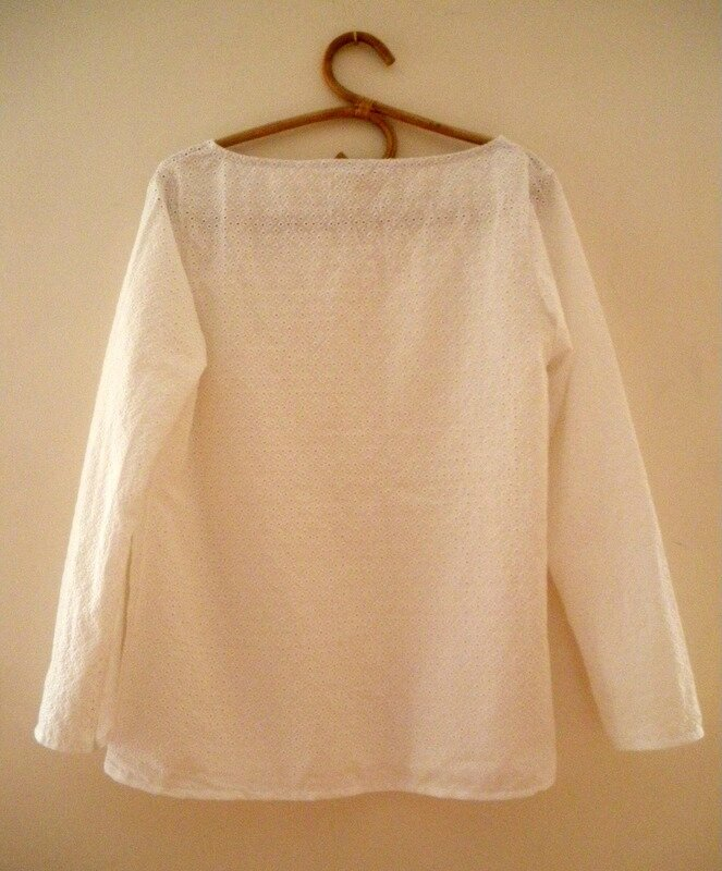 Confortable broderie anglaise (14)