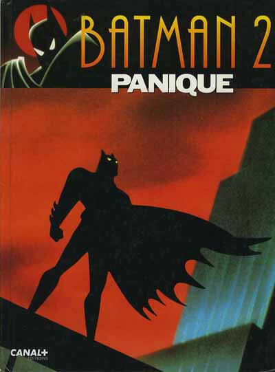 editions USA batman 02 panique