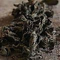 Thé aux feuilles de ronce