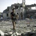 L'aviation israélienne détruit 5 maisons, deux écoles et une fondation pour handicapés