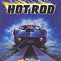 Hot rod sur commodore 64