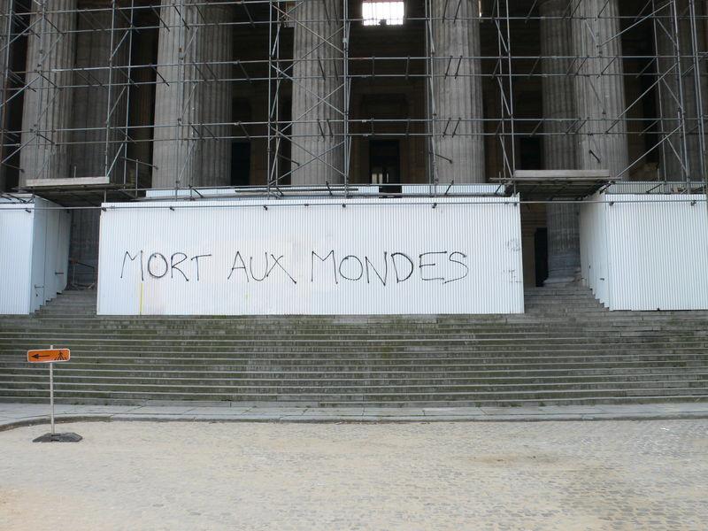 mort - bruxelles - 2008