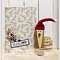 Jeu de noël little scrap 7&16
