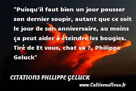 Citation Philippe Geluck