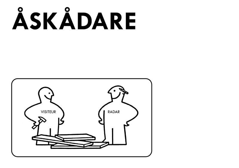 ASKADARE - Le Radar