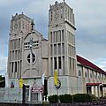 Tahiti Hiti - 10- église de Taravao