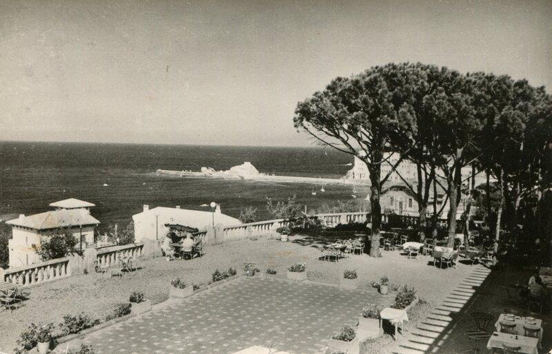 265 Hôtel Miramar Terrasses dominant la mer (1965)