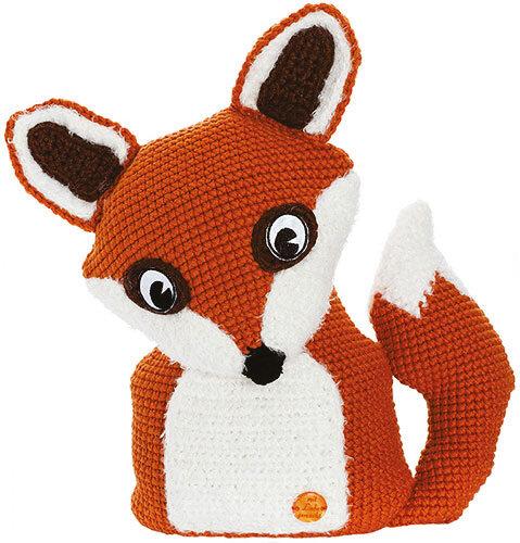 Comment faire au crochet Fredy le renard ? (explications du modèle )
