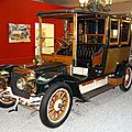 PANHARD & LEVASSOR X8 coupé chauffeur 1911 Mulhouse (1)
