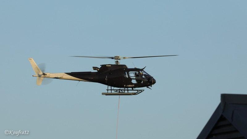 Photos JMP©Koufra12 - Le Caylar - Roc Castel - Hélicoptère - 26092018 - 0034