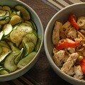 Un titre à rallonge pour une recette rapide, simple et diététique !