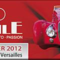 Groupes b a retromobile 2012