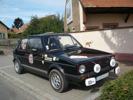 VOLKSWAGEN Golf I GTi 1980 Offenheim (1)