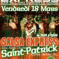 Salsa express spécial saint-patrick !