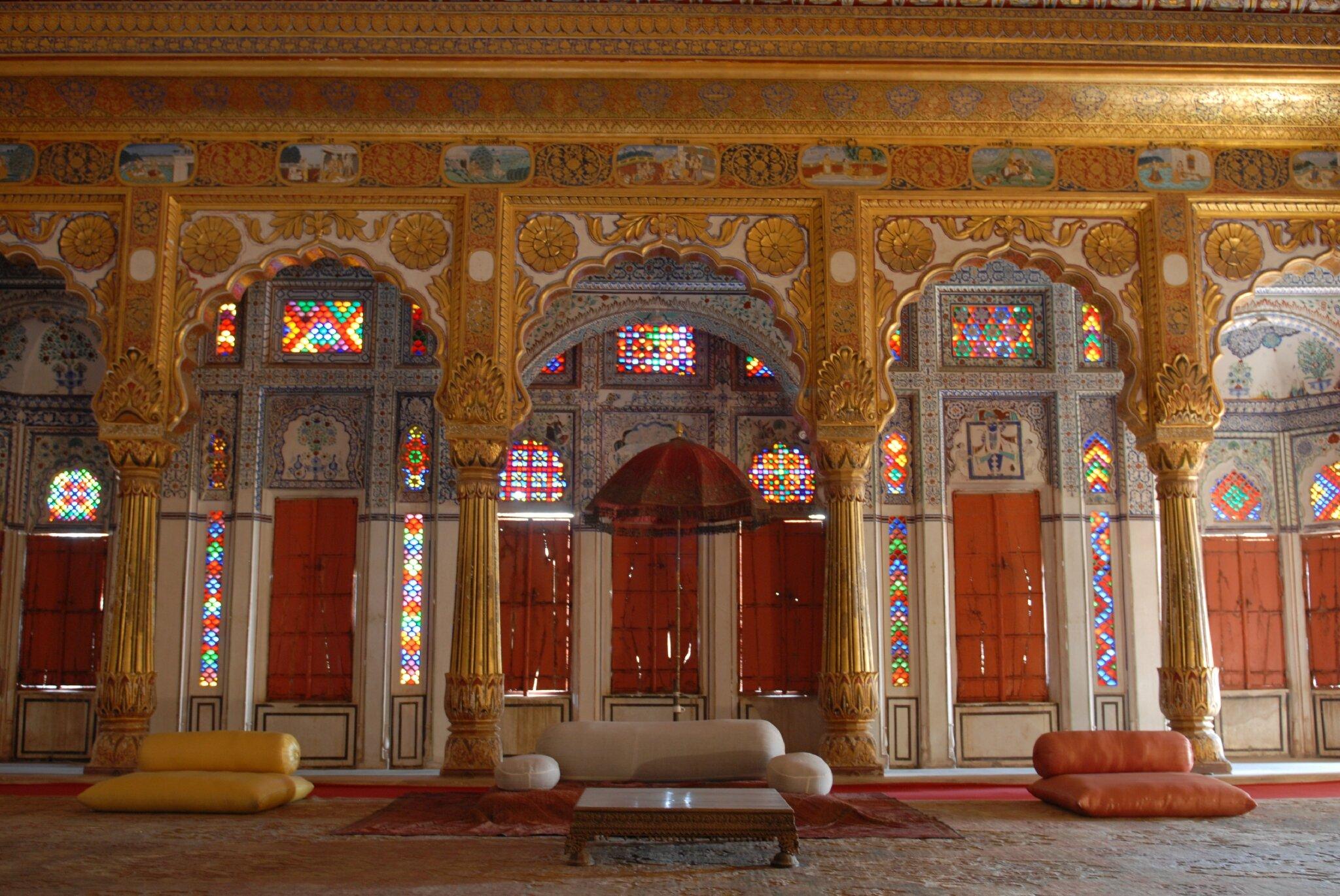 la forteresse Meharangardh, Jodhpur